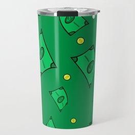 Money money money Travel Mug