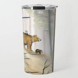 Bear Family 2 Travel Mug