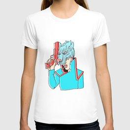 v o l f f  g i r l (2011) G H O U L T-shirt