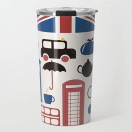 Great Britain - London Travel Mug