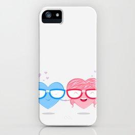 Nerd Love #1 iPhone Case