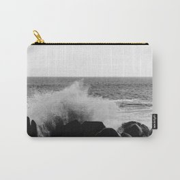 Monochrome Mexico Carry-All Pouch