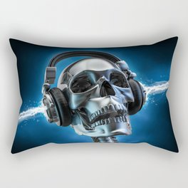 Soul music Rectangular Pillow