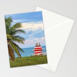 Miami Beach, Florida Stationery Cards