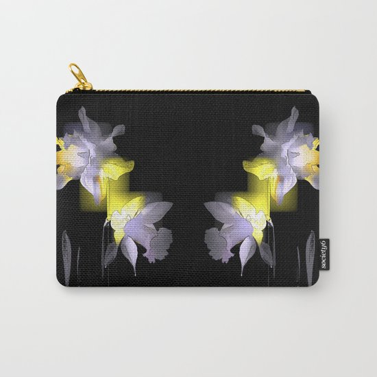 Cubist Daffodils Carry-All Pouch