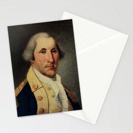 Peale, Charles Willson (1741-1827) - Scribner's 48 1910 - George Washington Stationery Cards