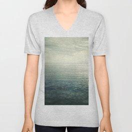 Calm at the sea. Summer dreams Unisex V-Neck