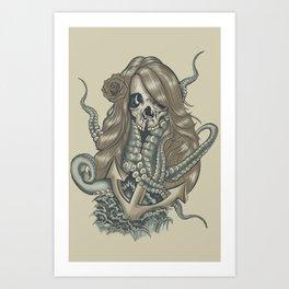 Deadliest Catch Art Print