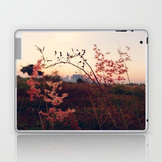 Desert Sakura Laptop & iPad Skin