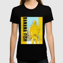 Ash Lynx Banana Fish T-shirt