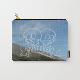 Whatever - Demotivational Poster Carry-All Pouch