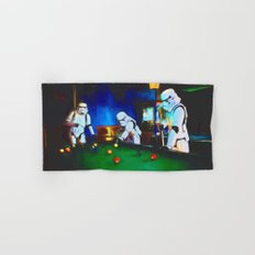 Stormtroopers On Break Hand & Bath Towel