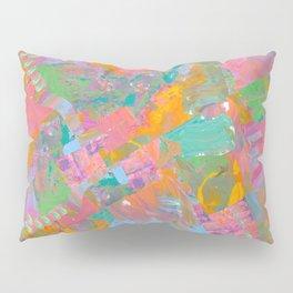 Palette  Pillow Sham