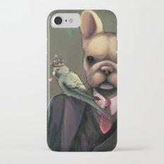 My heart belongs to Mummy iPhone 7 Slim Case