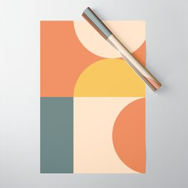 Abstract Geometric 04 Wrapping Paper