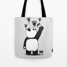Pandalism Tote Bag
