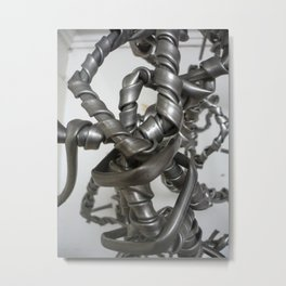 Unnatural Order Metal Print