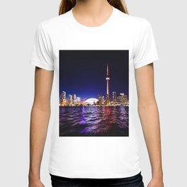 toronto city cn tower skydome T-shirt