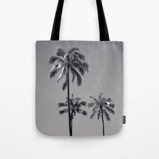 palm treee Tote Bag