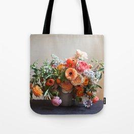 Flower Design 8 Tote Bag