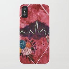Cardiac Arrangement iPhone Case