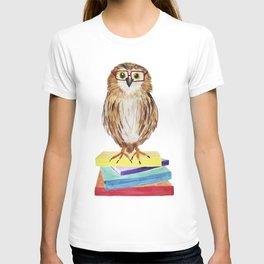 Reading Owl T-shirt