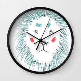 Samson The Lion Wall Clock