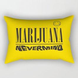 Marijuana nirvana Rectangular Pillow