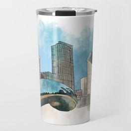 Chicagoland Travel Mug