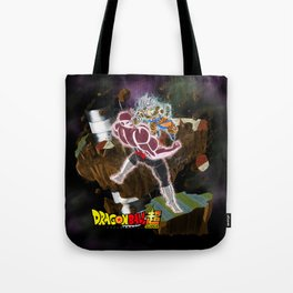 Goku vs Jiren Tote Bag