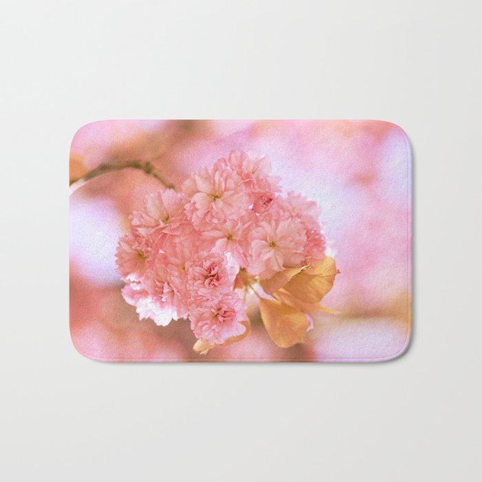 Sakura - Cherryblossom - Cherry blossom - Pink flowers 2 Bath Mat
