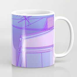 Pastel Tokyo Cats Coffee Mug
