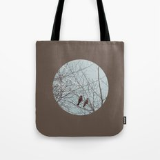 city bird Tote Bag