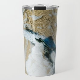 The Waves of Time Travel Mug