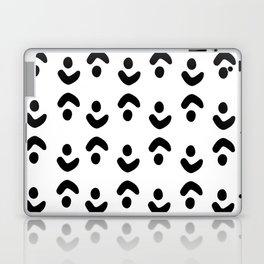 Abstract minimalistic art Laptop & iPad Skin
