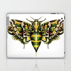 Exhotic Moth Laptop & iPad Skin