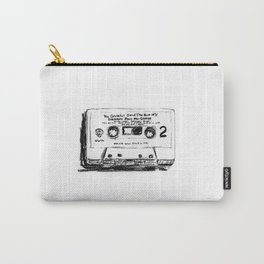 70's Series Cassette Tape #6 Carry-All Pouch
