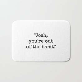 Out of the Band Bath Mat