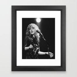 Stevie Nicks Framed Art Print