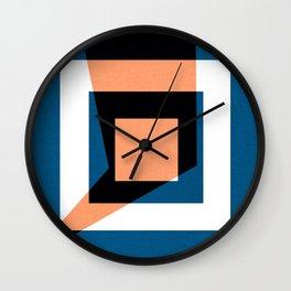 Geometric Deko - - Wall Clock