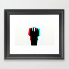 Anonymous.1 Framed Art Print