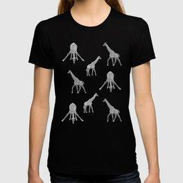 Strike a Pose (Giraffe) T-shirt