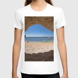 Out From Cave T-shirt