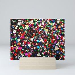 Sea of Sequins Mini Art Print