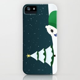 Christmas Dreaming iPhone Case