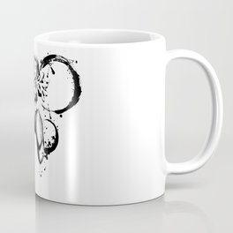 Uraraka Ochaco Ink Splatter Coffee Mug