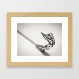 The Goddess Framed Art Print