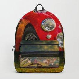 Austin Healey 100 Backpack