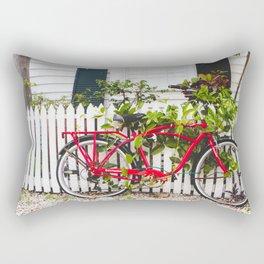 Key West Bike Rectangular Pillow