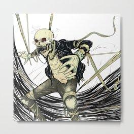 Revenge Metal Print